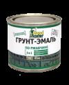 ГРУНТ-ЭМАЛЬ ПО РЖАВЧИНЕ MASTER GOOD 0,5 кг