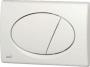 кнопка управления системой инсталляции белая М70 ALСAPLAST