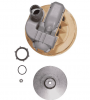 Ремкомлект с рабочим колесом и эжектором для JP 6 MOD B/D/E Grunfors